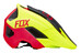 Fox Metah Graphics - Casque Homme - jaune